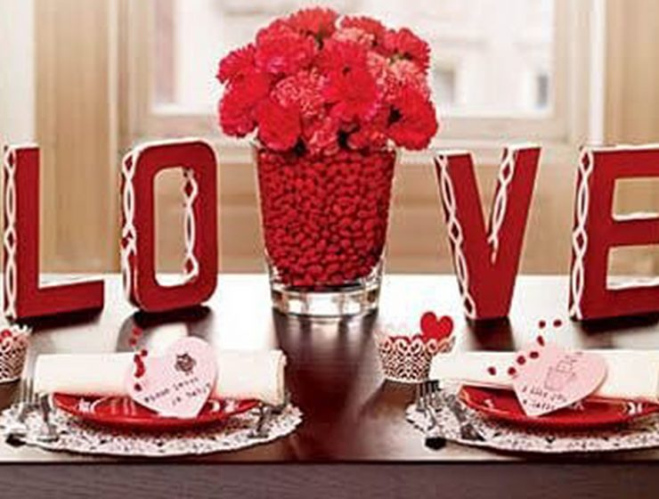 valentines day proposal bouquet romantic delish featured