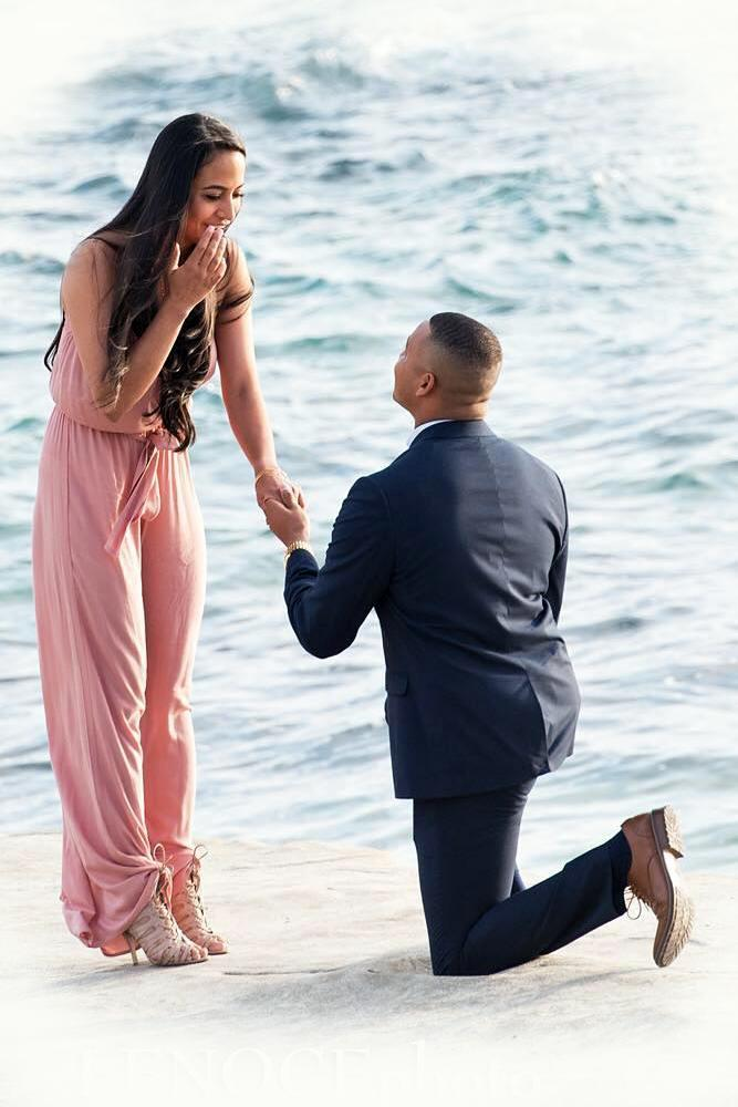 best beach proposal lagendarymoment photo shoot of engagment