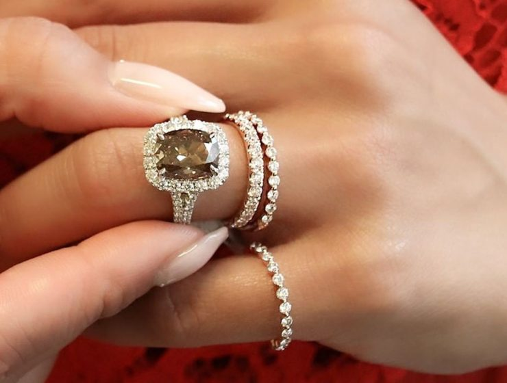best rings 2019 rose gold wedding rings diamond wedding rings
