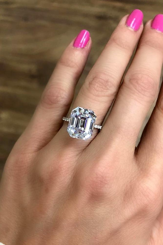 love quotes for her engagement ring solitaire engagement ring emerald cut ring