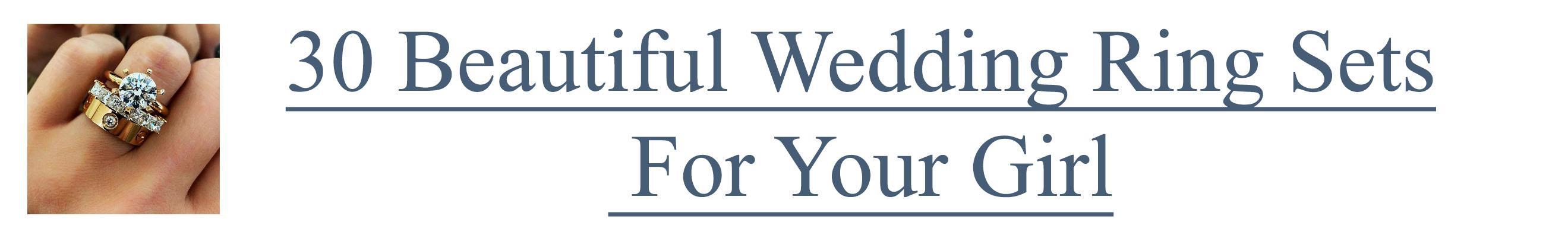 wedding ring sets banner link