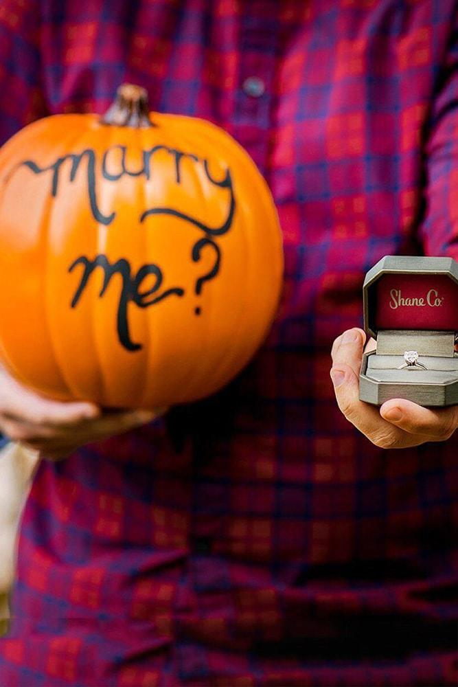 creative proposal ideas fall proposals simple proposal ideas marriage proposal proposal with pumpkin