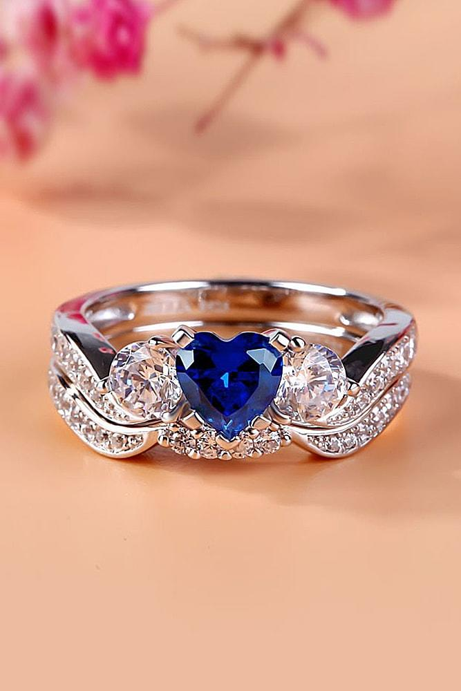 heart engagement rings sapphire engagement rings best engagement rings white gold engagement rings modern engagement rings floral engagement rings