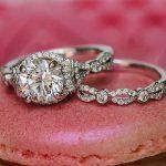 kirk kara engagement rings wedding set white gold diamond featured min