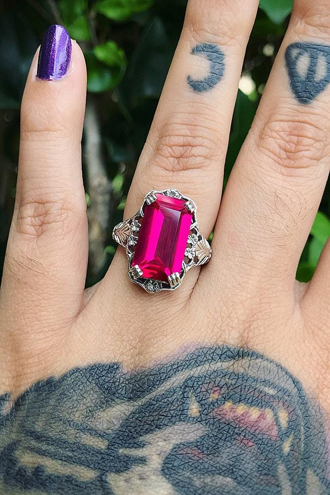 engagement rings styles ruby engagement rings emerald cut engagement rings vintage engagement rings art deco engagement rings