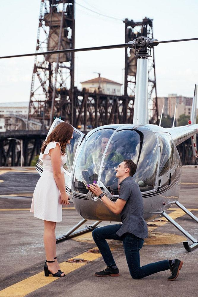 summer proposal ideas helicopter trip for two helicopter proposal unique proposal