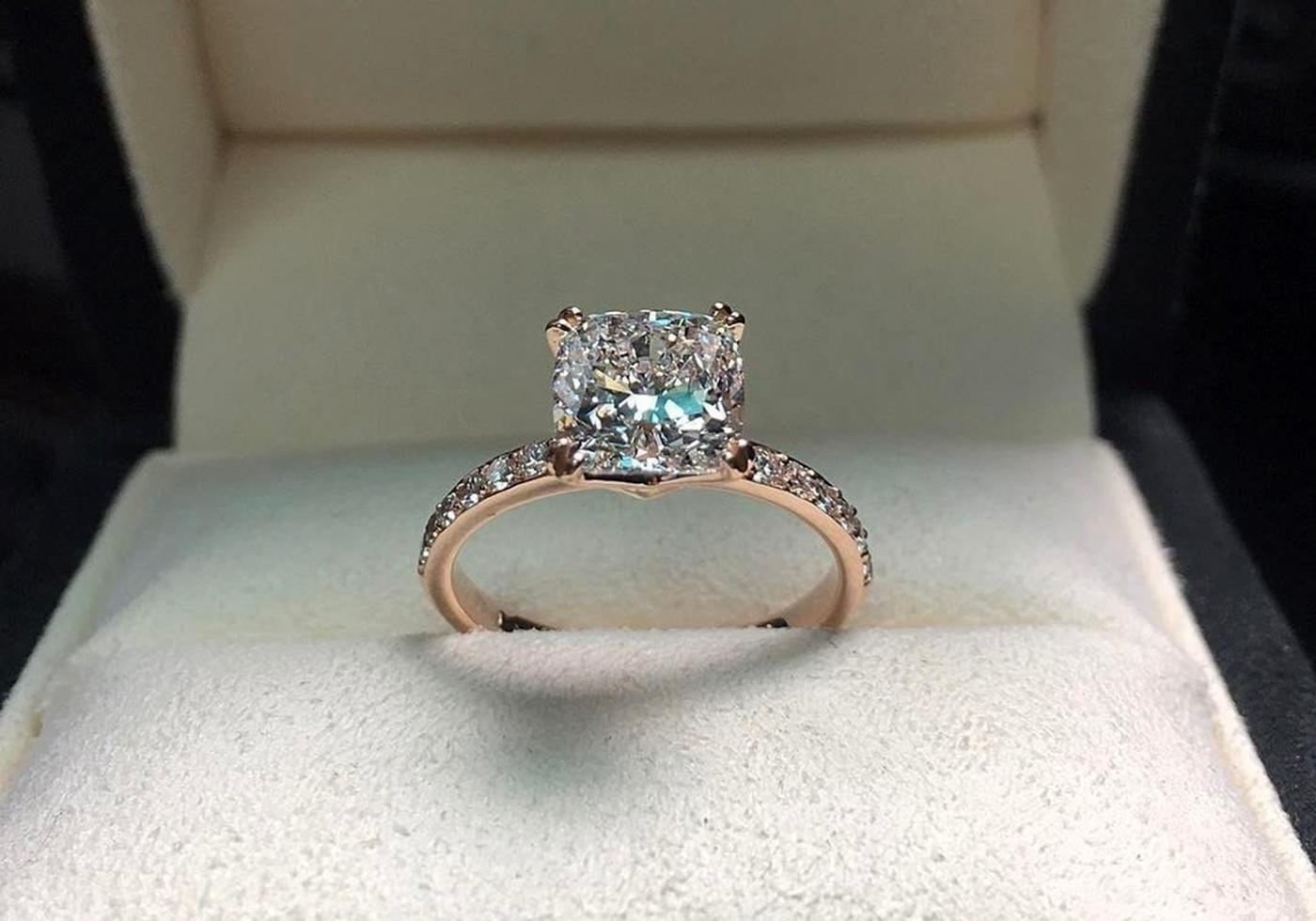 414bb87e6 Oh So Perfect Proposal | Proposal Inspiration & Engagement Rings