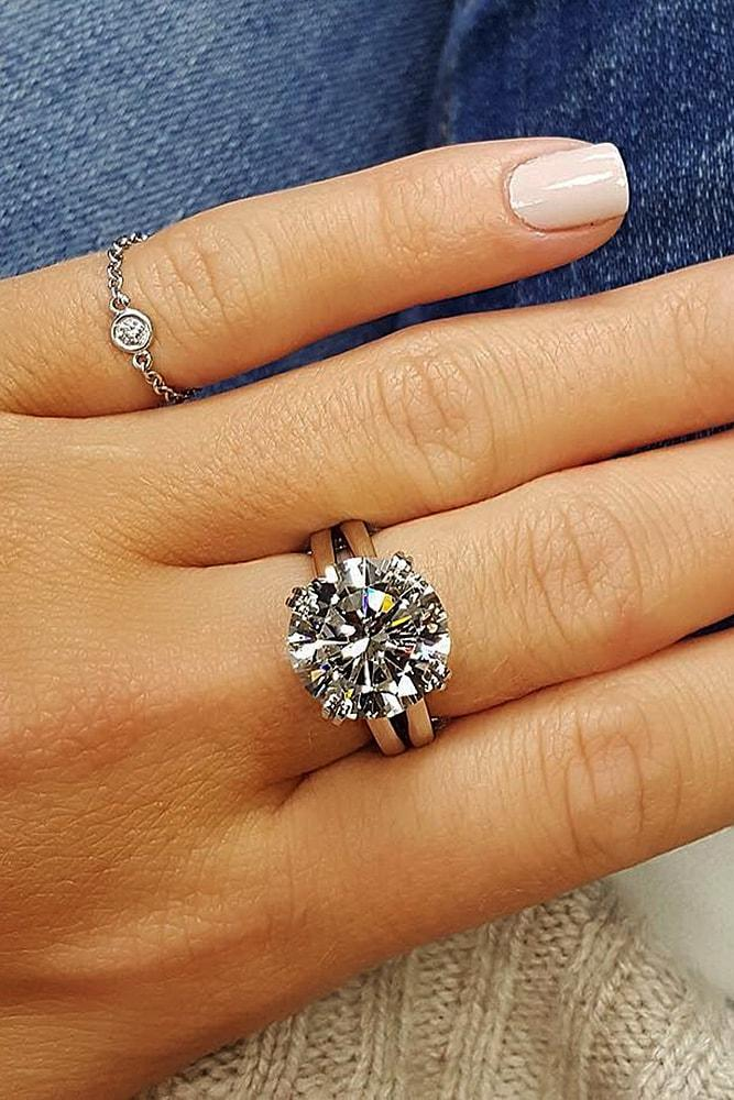 classic engagement rings solitaire engagement rings round engagement rings diamond engagement rings