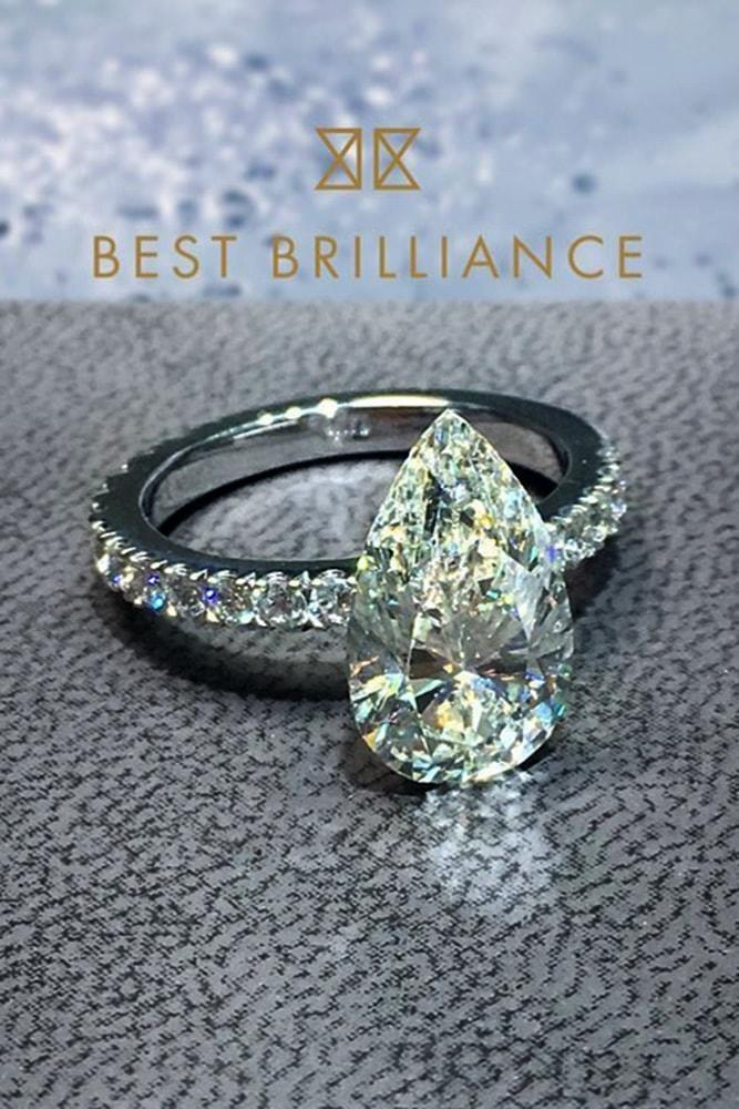diamond engagement rings pear shaped engagement rings white gold engagement rings best engagement rings