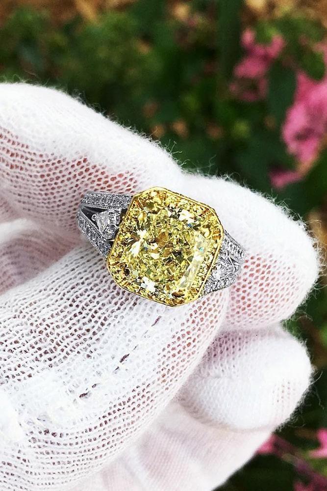 diamond engagement rings yellow diamond engagement rings white gold engagement rings engagement rings