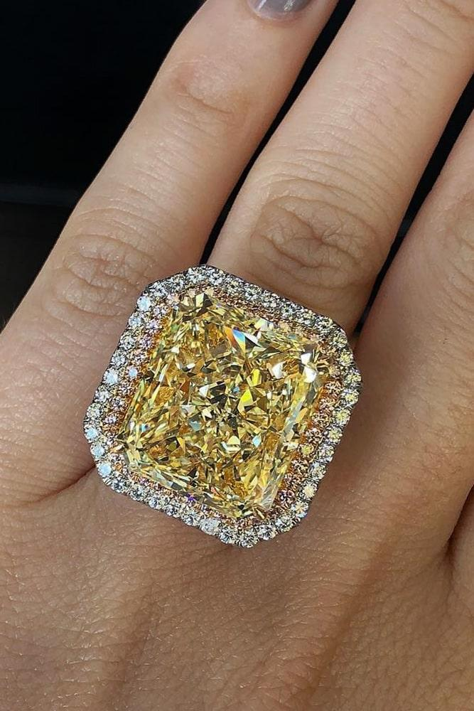 diamond engagement rings yellow diamond engagement rings white gold engagement rings halo engagement rings