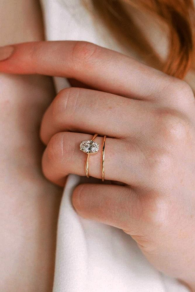 diamond wedding rings wedding ring sets oval cut engagement rings rose gold engagement rings solitaire engagement rings