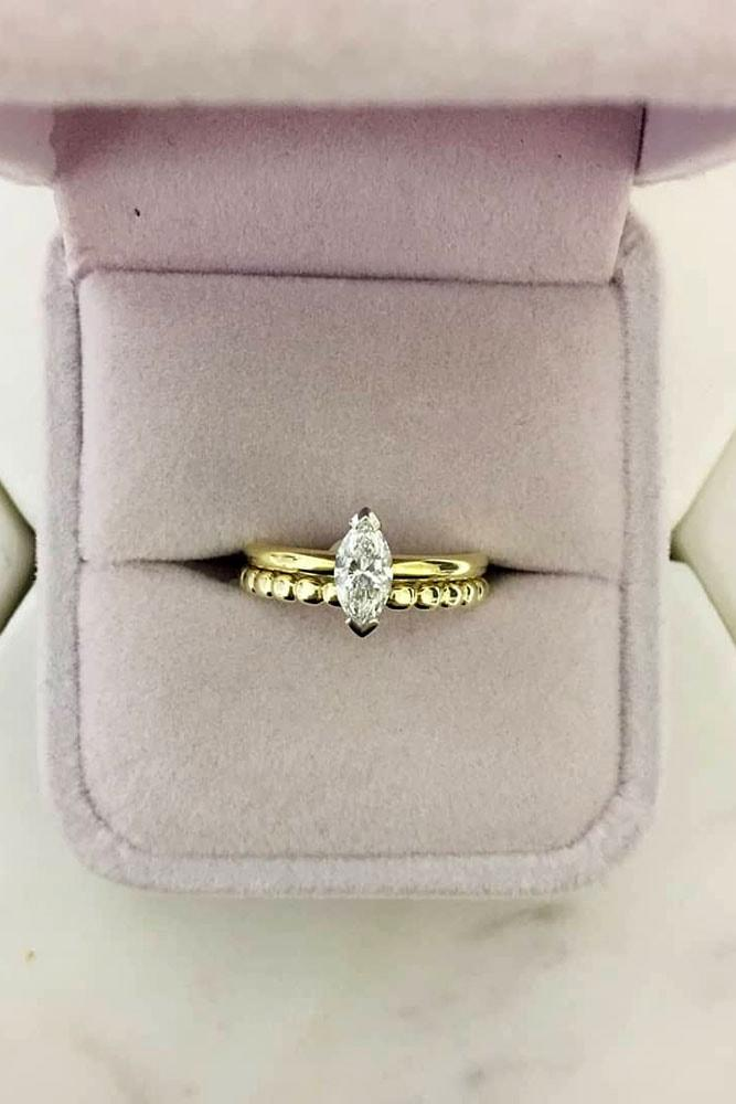 diamond wedding rings yellow gold wedding rings marquise cut engagement rings best engagement rings solitaire engagement rings
