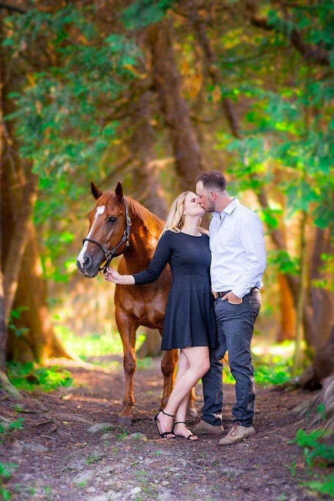 engagement photos fall photo ideas marriage proposal creative engagement photo ideas romantic engagement photo with horses