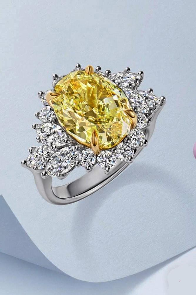 harry winston engagement rings yellow diamond engagement rings white gold engagement rings oval engagement rings