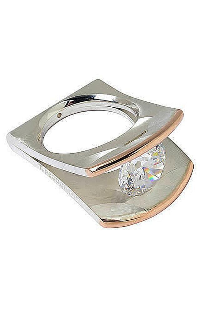 modern engagement rings slim square gold unique