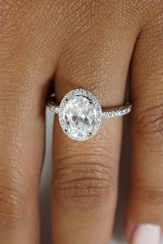 oval engagement rings white gold halo engagement rings best engagement rings