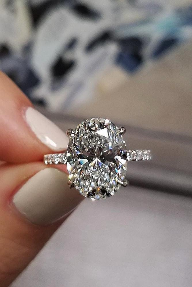 ring trends oval cut engagement rings white gold engagement rings solitaire engagement rings best engagement rings