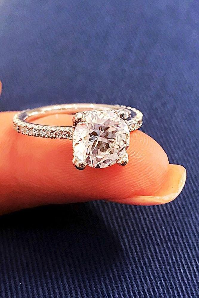 ring trends round engagement rings white gold engagement rings solitaire engagement rings best engagement rings