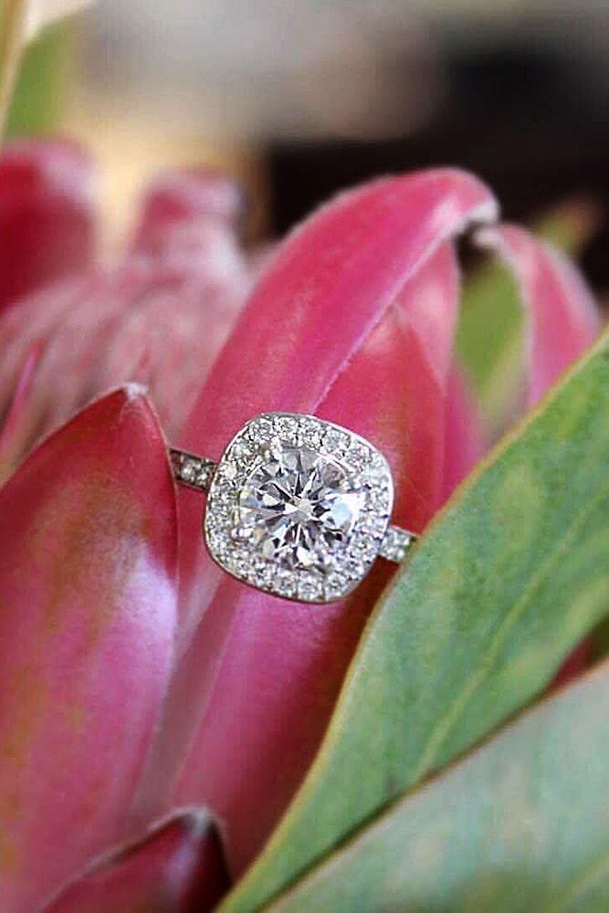 ritani engagement rings diamond engagement rings halo engagement rings white gold engagement rings round engagement rings