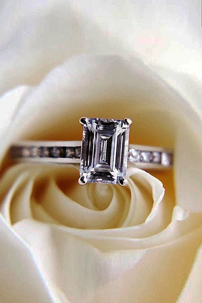 ritani engagement rings white gold engagement rings diamond engagement rings emerald cut engagement rings solitaire engagement rings