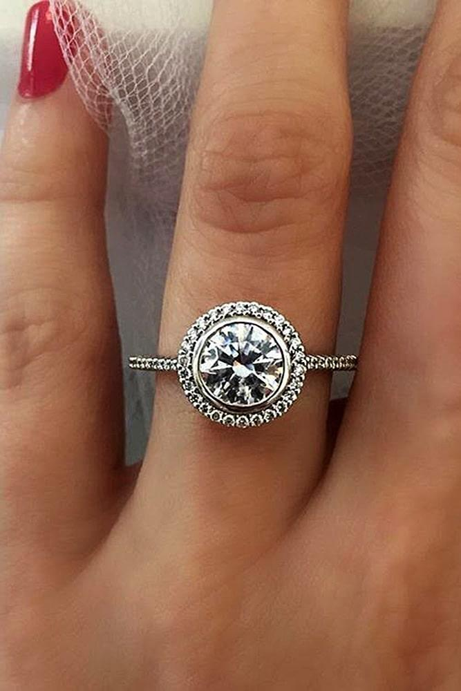 ritani engagement rings white gold engagement rings diamond engagement rings round engagement rings halo engagement rings
