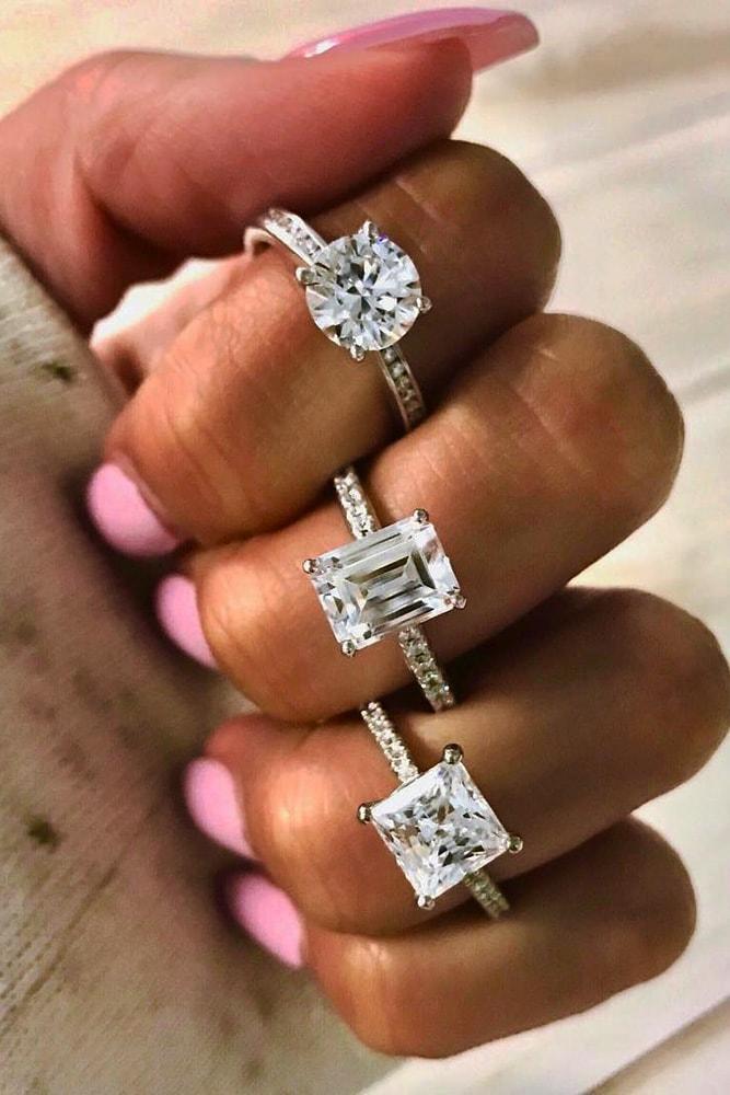 ritani engagement rings white gold rings engagement rings diamond engagement rings