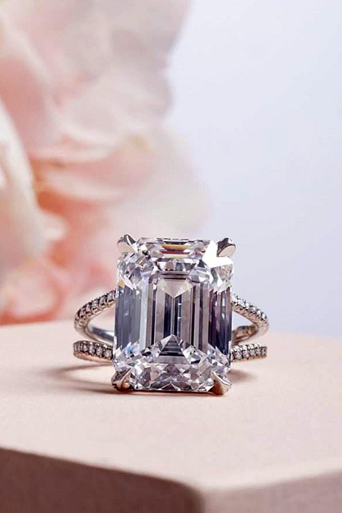 33 Perfect Solitaire Engagement Rings For Women Oh So