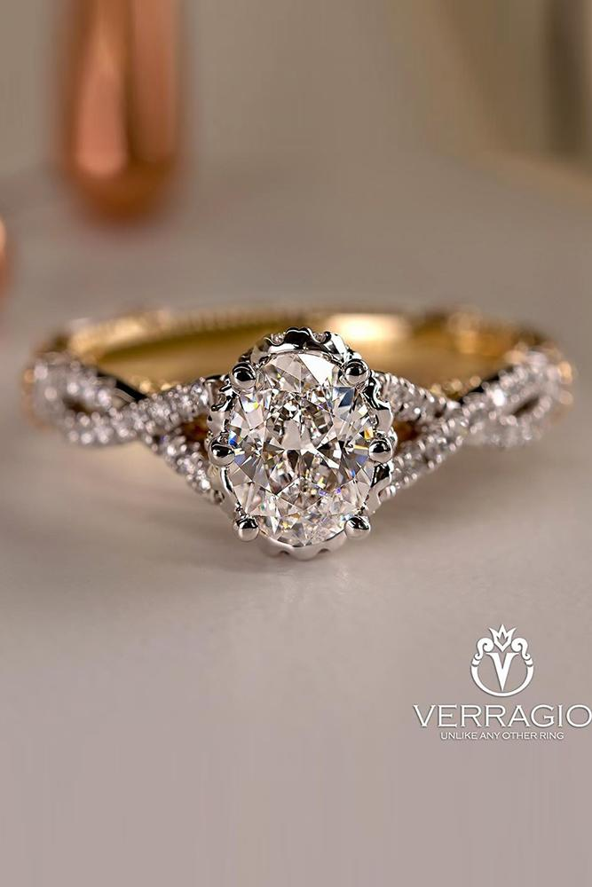 verragio engagement rings diamond engagement rings best engagement rings unique rings two tone engagement rings