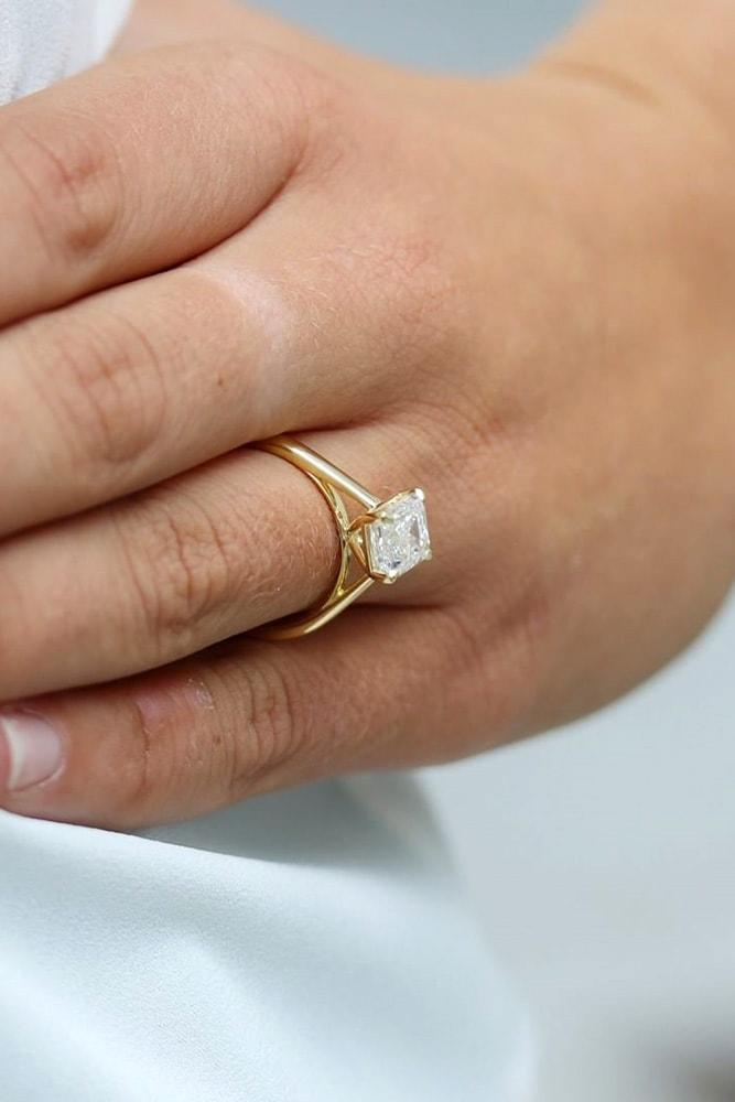 yellow gold engagement rings solitaire engagement rings simple engagement rings best engagement rings