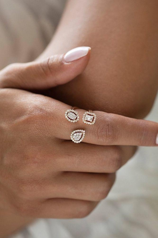 classic engagement rings with stunning details1