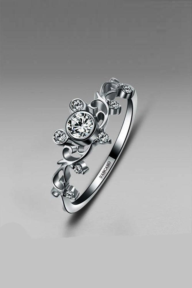 unique engagement rings disney rings white gold engagement rings beautiful engagement rings best rings mickey mouse rings
