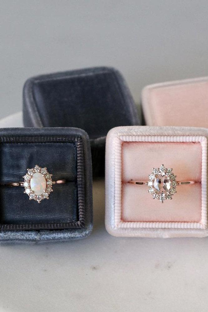 engagement ring designers unique engagement rings halo engagement rings floral engagement rings oval cut engagement rings