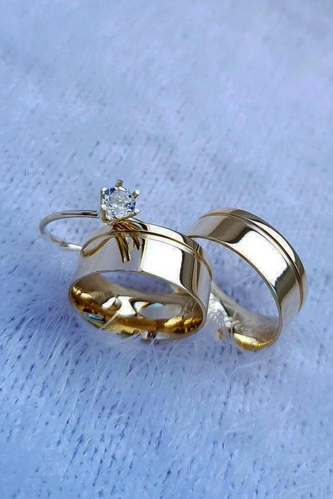 rose gold engagement rings wedding ring sets diamond rings classic rings beautiful rings solitaire rings