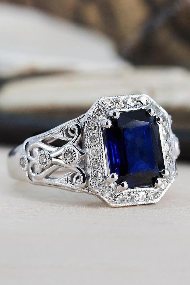 vintage enagement rings white gold engagement rings emerald engagement rings sapphire engagement rings