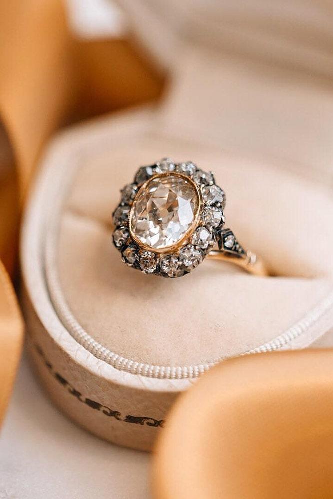 vintage engagement rings gemstone engagement rings ring boxes halo engagement rings oval engagement rings