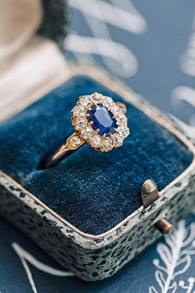 vintage engagement rings sapphire engagement rings ring boxes halo engagement rings oval engagement ring