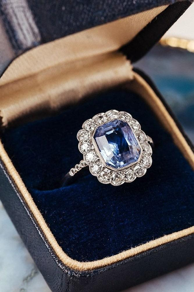 white gold engagement rings sapphire engagement rings ring boxes halo engagement rings emerald cut engagement rings