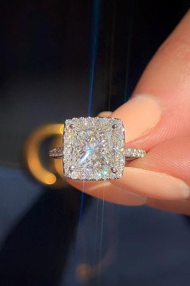 beautiful engagement rings halo engagement rings white gold engagement rings diamond engagement rings