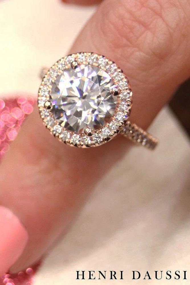 beautiful engagement rings rose gold engagement rings round diamond engagement rings halo engagement rings
