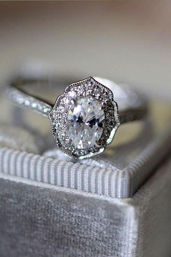 beautiful engagement rings vintage engagement rings white gold engagement rings ring boxes