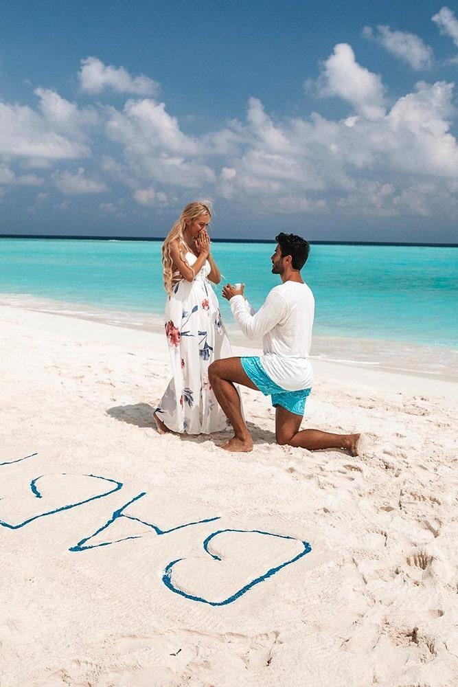 best proposal ideas romantic proposal ideas proposals near ocean proposal speech beach proposal
