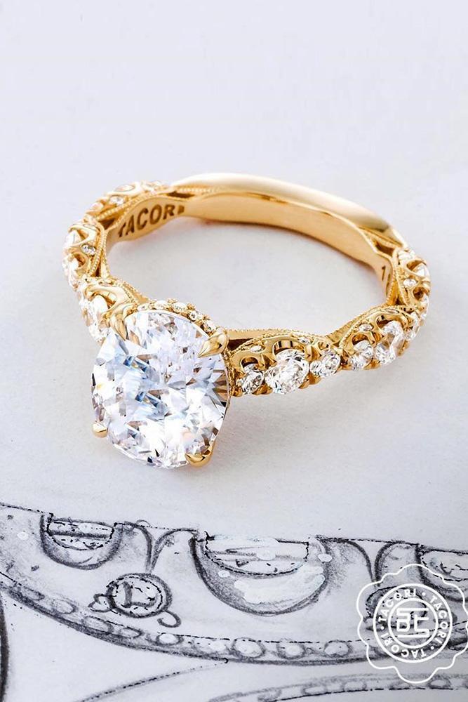 diamond engagement rings round engagement rings simple engagement rings yellow gold engagement rings