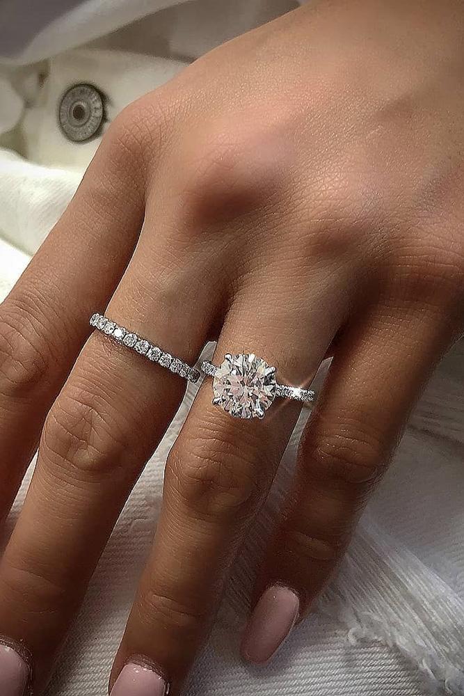 diamond wedding rings white gold engagement rings round cut engagement rings wedding ring sets beautiful wedding rings best rings