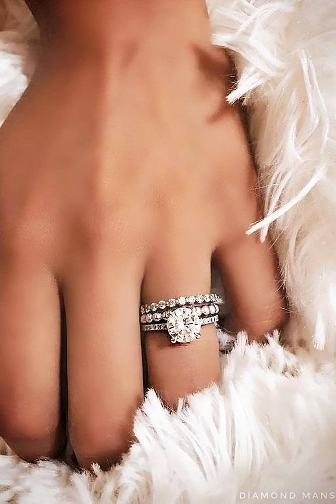 diamond wedding rings white gold engagement rings round cut engagement rings wedding ring sets beautiful wedding rings