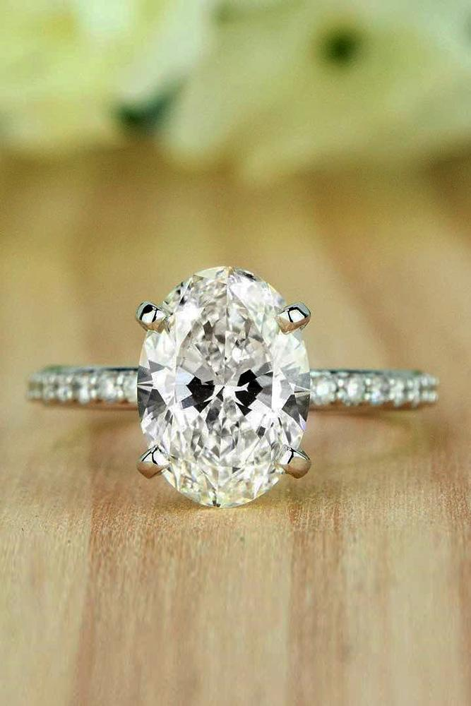 oval engagement rings simple engagement rings white gold engagement rings diamond engagement rings classic engagement rings