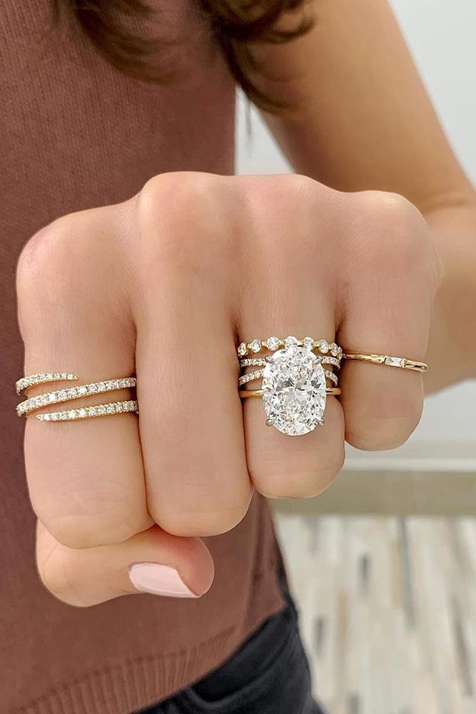 rose gold engagement rings simple engagement rings diamond engagement rings beautiful engagement rings best rings