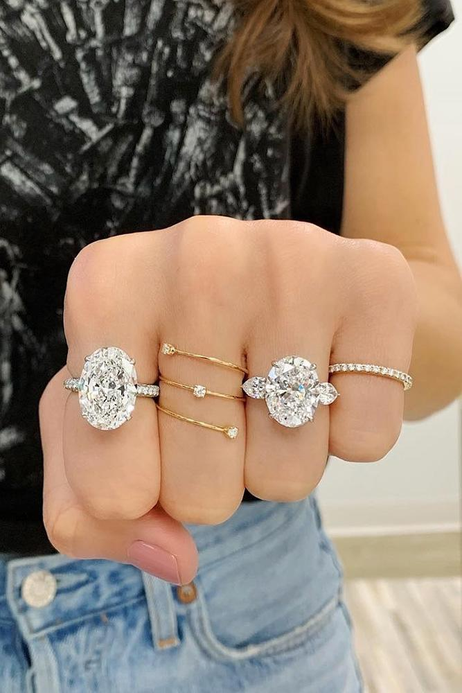 rose gold engagement rings simple engagement rings diamond engagement rings beautiful engagement rings solitaire rings