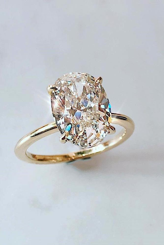 simple engagement rings oval engagement rings diamond engagement rings rose gold engagement rings