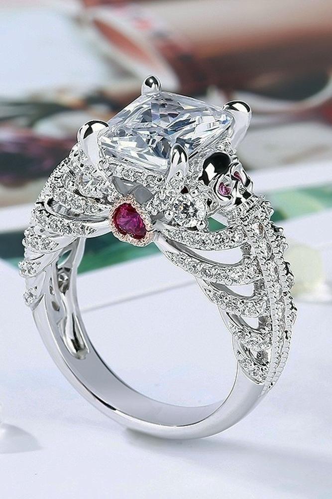 unique engagement rings white gold engagement rings best engagement rings ruby engagement rings diamond rings